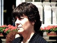 Den Haag. Eerder was ze minister voor Vreemdel...