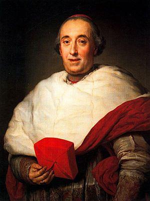 Francesco Saverio de Zelada - Image: Ritratto del cardinale Francisco Xavierio de Zelada