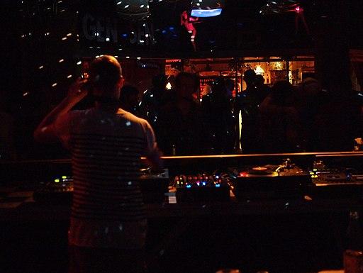 Ritter Butzke Nightclub Berlin DJ Booth