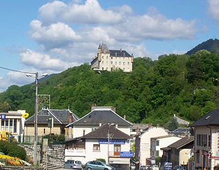 Valgelon-La Rochette Commune in Auvergne-Rhône-Alpes, France