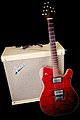 Rob Allen Electric Guitar with Fender amp (8309117312).jpg