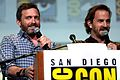 Rob Benedict & Richard Speight, Jr. (28678392475).jpg