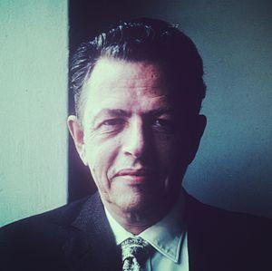 Robert Ardrey - Robert Ardrey, c. 1960