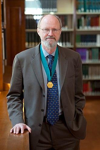 Robert H. Grubbs - AIC Gold Medal recipient, 2010