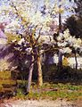 Robert Vonnoh - Trees at Gertz.jpg