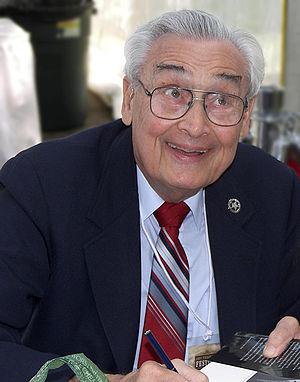 Robert M. Utley - Utley at the 2007 Texas Book Festival.
