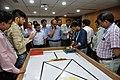 Robot Presentation - Workshop on Organising Indian and World Robot Olympiad - NCSM - Kolkata 2016-03-09 2468.JPG