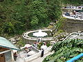 Rock Garden Darjeeling West Bengal India.JPG