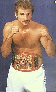 Rocky Fratto American boxer