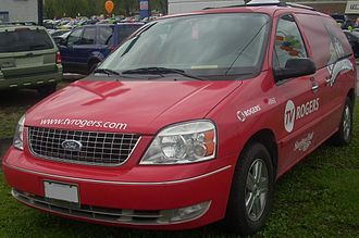 TV Rogers - Ford Freestar from TV Rogers