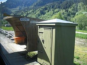 rognes kart Rognes stasjon – Wikipedia rognes kart