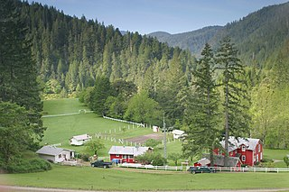 Rogue River Ranch United States historic place