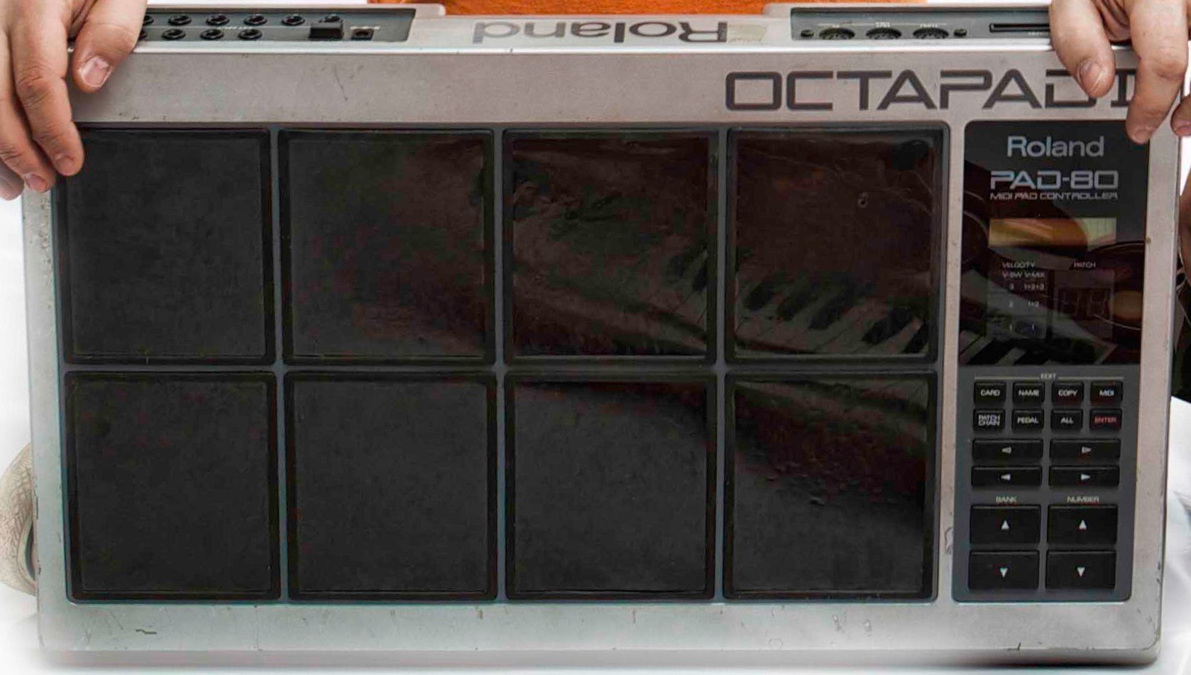 Roland Octapad - The complete information and online sale with free