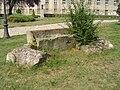 Roman sarcophagus Zemun.JPG