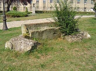 Zemun - Roman Sarcophagus