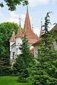 Romania-1992 - Catherine's Gate (7664369650).jpg