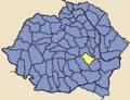 Romania interwar county Ramnicu Sarat.png