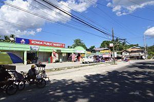 Ronda, Cebu - Poblacion