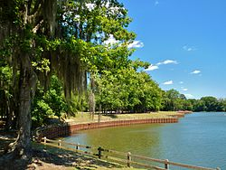 Rood Creek Landing Recreation Area; Omaha, GA.JPG