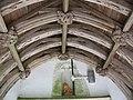 Roof carvings - geograph.org.uk - 164399.jpg