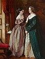 Rosalind and Celia James Archer (1823–1904) Royal Scottish Academy of Art & Architecture.jpg