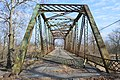 Rosedale-Plain City Road bridge over Little Darby Creek from west.jpg