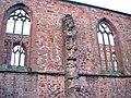 Rosenthal Kirche Südwand mit Fenstern.JPG