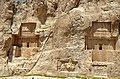 Rostam inscription - Naghsh Rostam - panoramio (3).jpg