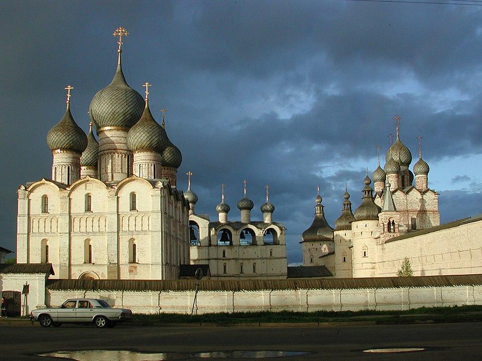 Rostov Kremlin 9674