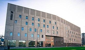 Royal Birmingham Conservatoire - Image: Royal Birmingham Conservatoire 2017