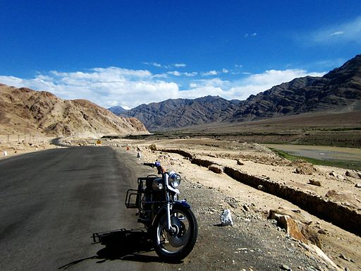 Royalenfield Himalaya
