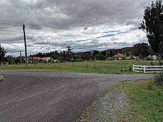 Royalla Town in New South Wales, Australia