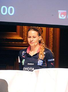 Charlotte Rohlin Swedish former footballer (born 1980)