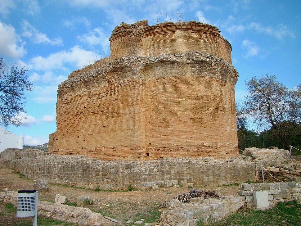 Ruinas Romanas de Milreu 2017 - Templo
