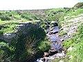 Ruined Bridge Abutment - geograph.org.uk - 15530.jpg