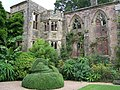 Ruins of the house in Nymans Garden - geograph.org.uk - 954589.jpg