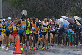 Lake Biwa Marathon marathon