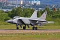 Russian Air Force Mikoyan-Gurevich MiG-31 (19429278951).jpg