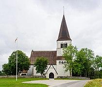 Rute kyrka July 2019 01.jpg