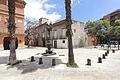 Rutes Històriques a Horta-Guinardó-pl santes creus 08.jpg