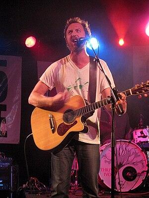 Ryan Miller (musician) - Miller in concert, 2010