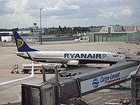 EI-DLN - B738 - Ryanair