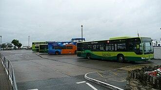 Ryde Transport Interchange - Image: Ryde bus station