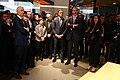 Sánchez asiste a la inauguración del Mobile World Congress 06.jpg