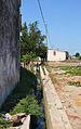 Séquia al costat d'una casa a la partida de Dalt.JPG