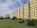 Sídliště Háje, long panel house.jpg