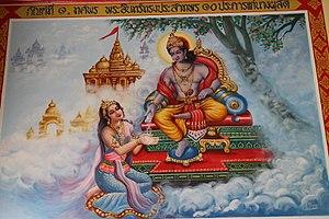 Vessantara Jataka - Image: SAAM 111