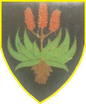 Regiment Piet Retief - SANDF Regiment Piet Retief emblem