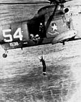 SH-3A HS-4 rescueing aviator off Vietnam in 1966.jpg