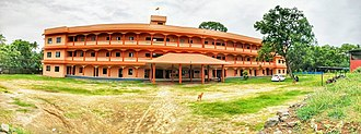 Sree Narayana Guru College of Advanced Studies, Nattika - Image: SNGC Nattika Panorama